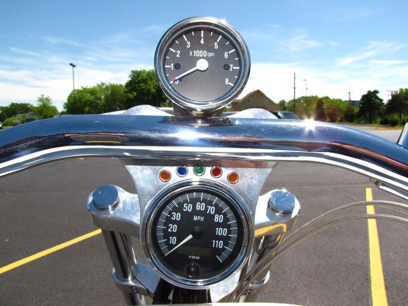 See more photos for this American Iron Horse Tejas, 2002 motorcycle listing