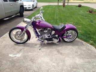 See more photos for this American Ironhorse Slammer , 2003 motorcycle listing