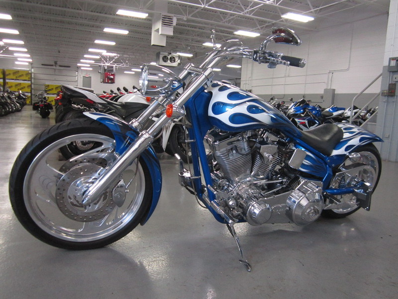 See more photos for this American Ironhorse Slammer, 2003 motorcycle listing