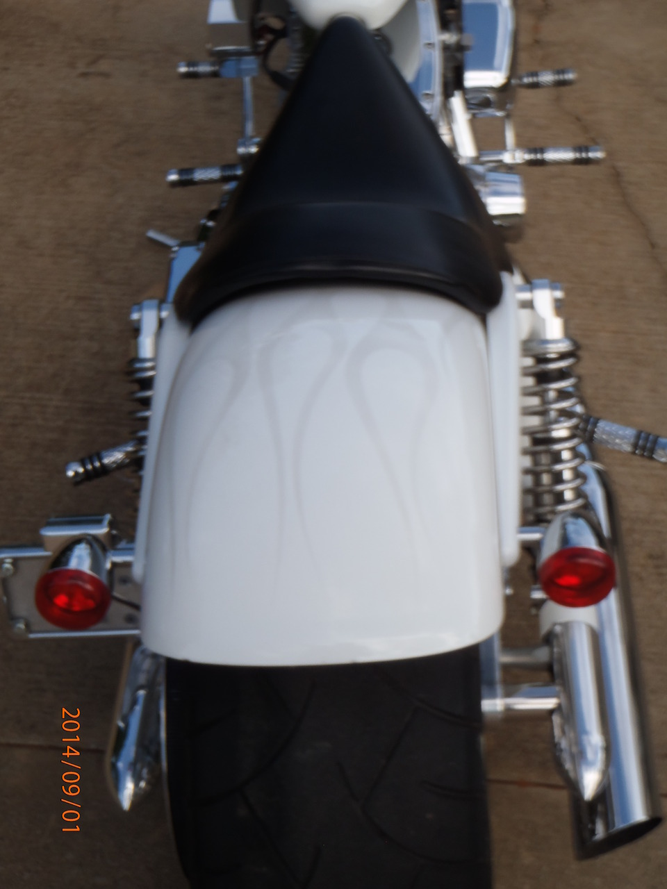 See more photos for this American Ironhorse Stalker , 2003 motorcycle listing