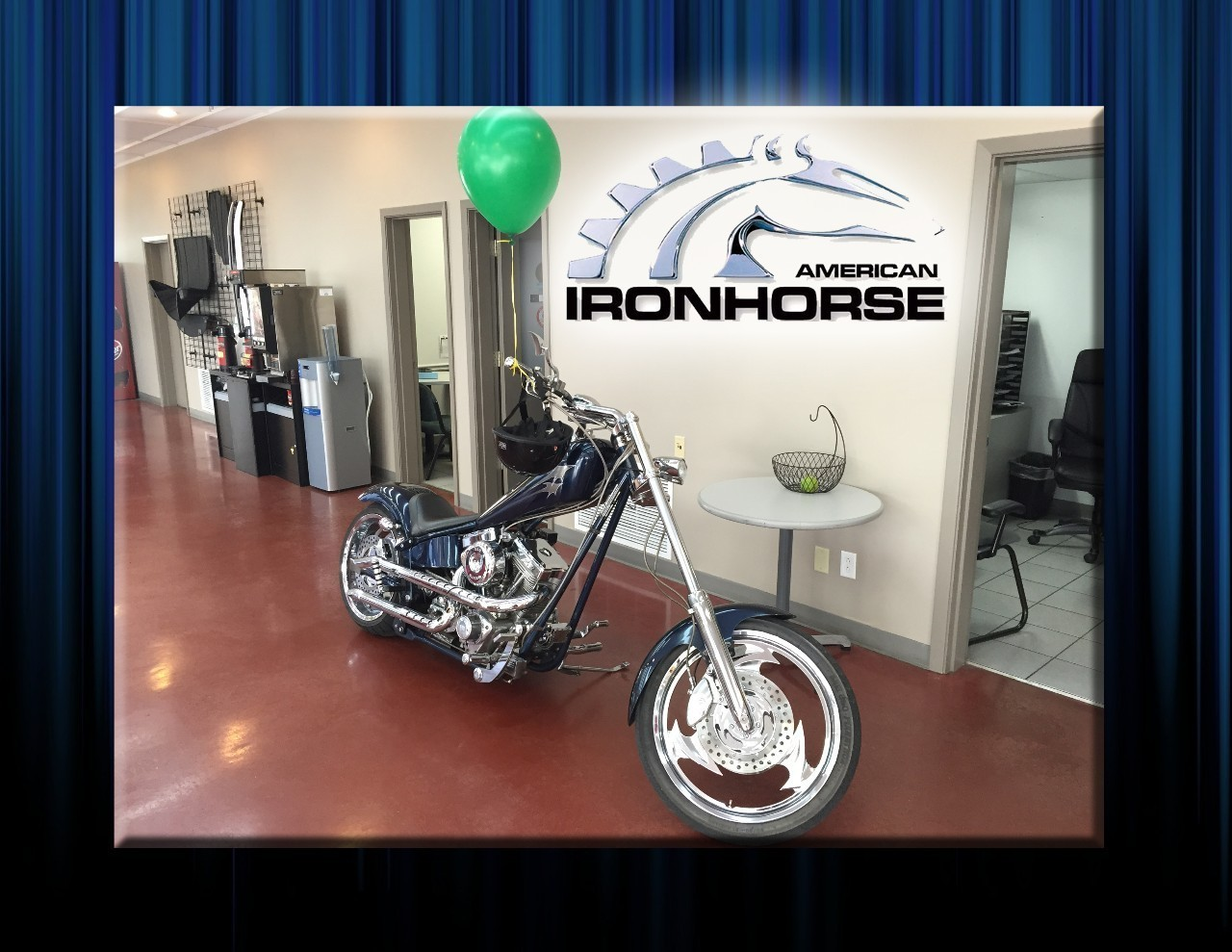 See more photos for this American Ironhorse Texas Chopper , 2003 motorcycle listing