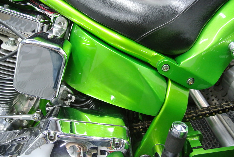 See more photos for this American Ironhorse Texas Chopper - Trike, 2004 motorcycle listing