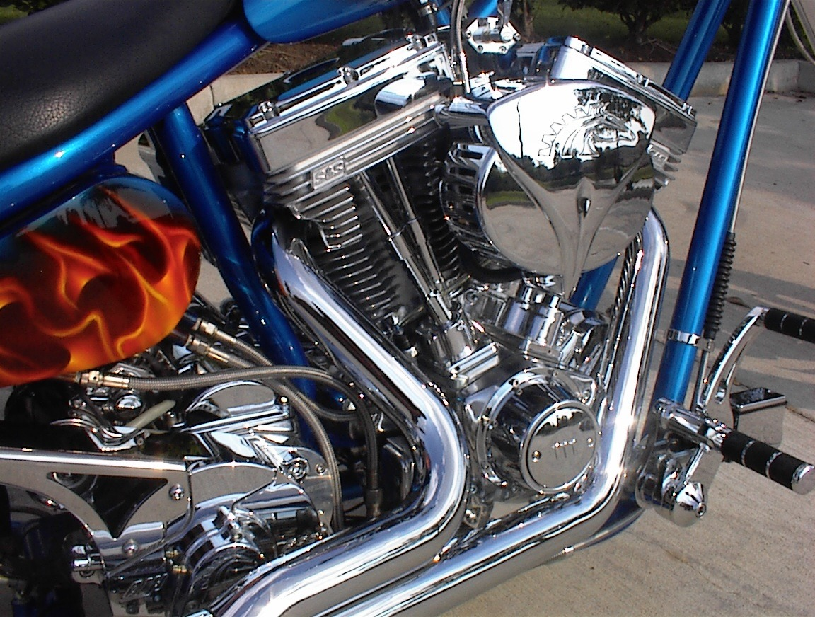 See more photos for this American Ironhorse Lsc , 2005 motorcycle listing