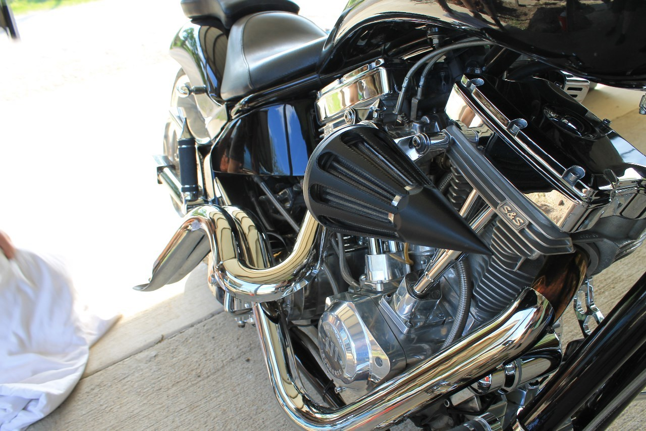 See more photos for this American Ironhorse Slammer , 2005 motorcycle listing