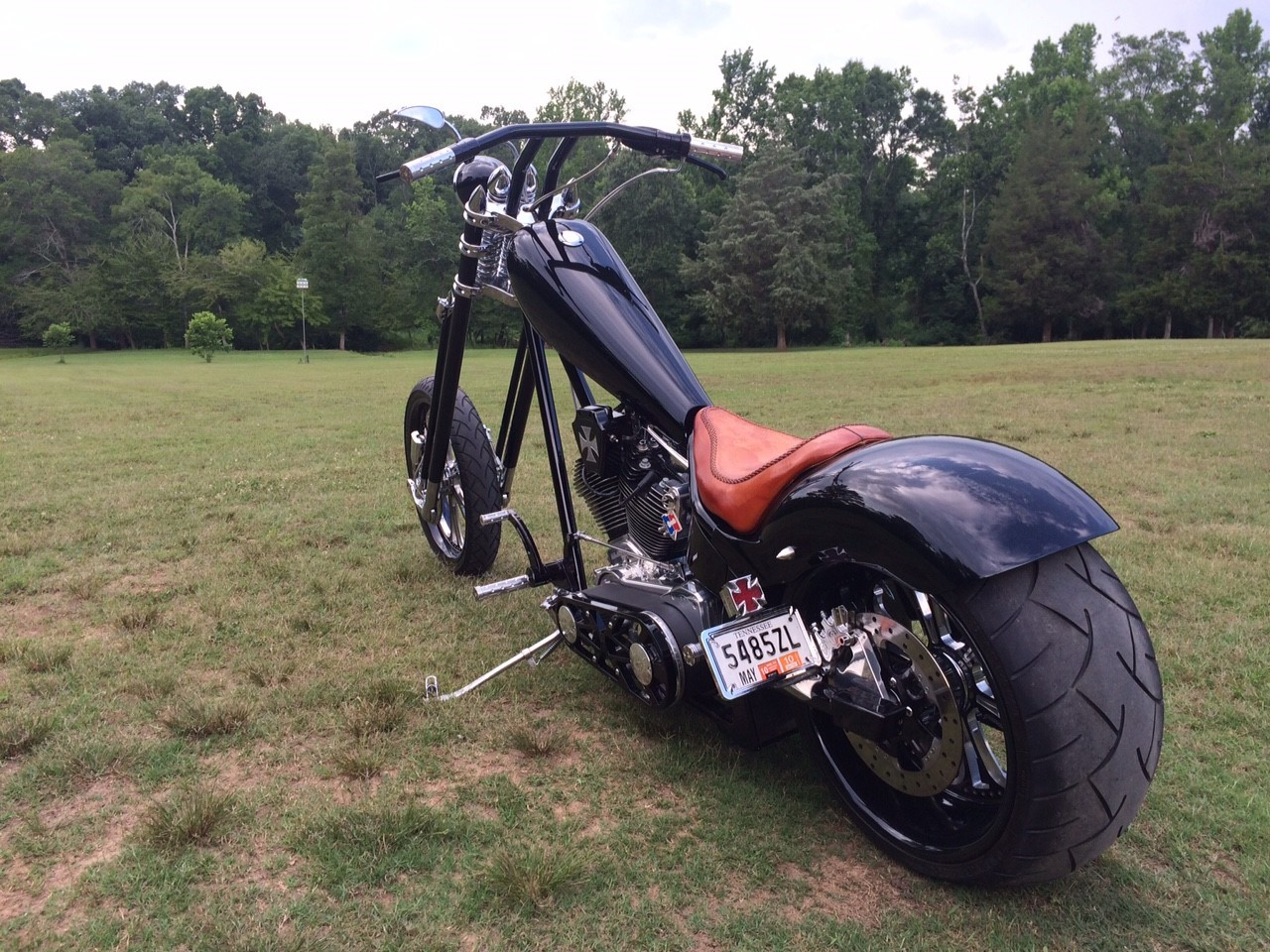 See more photos for this American Ironhorse Texas Chopper , 2005 motorcycle listing