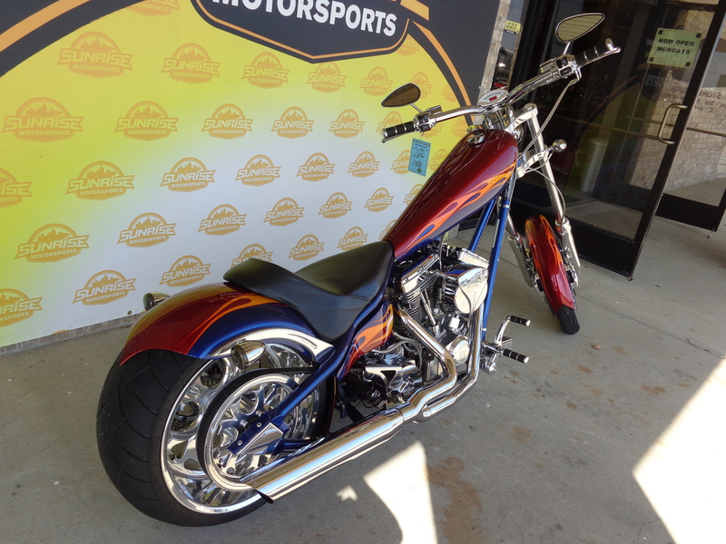 See more photos for this American Ironhorse LSC, 2006 motorcycle listing
