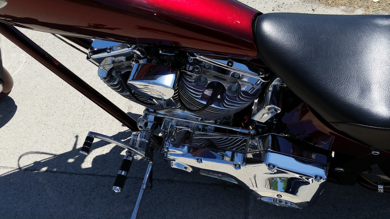 See more photos for this American Ironhorse Legend , 2006 motorcycle listing