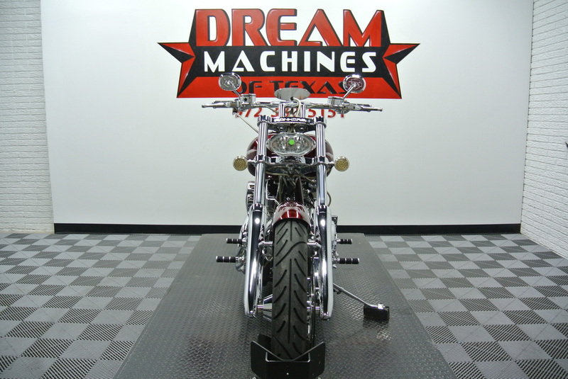 See more photos for this American Ironhorse Outlaw, 2006 motorcycle listing
