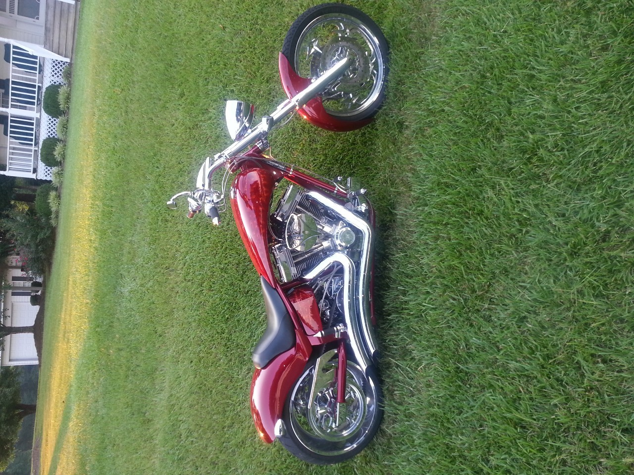 See more photos for this American Ironhorse Slammer , 2006 motorcycle listing