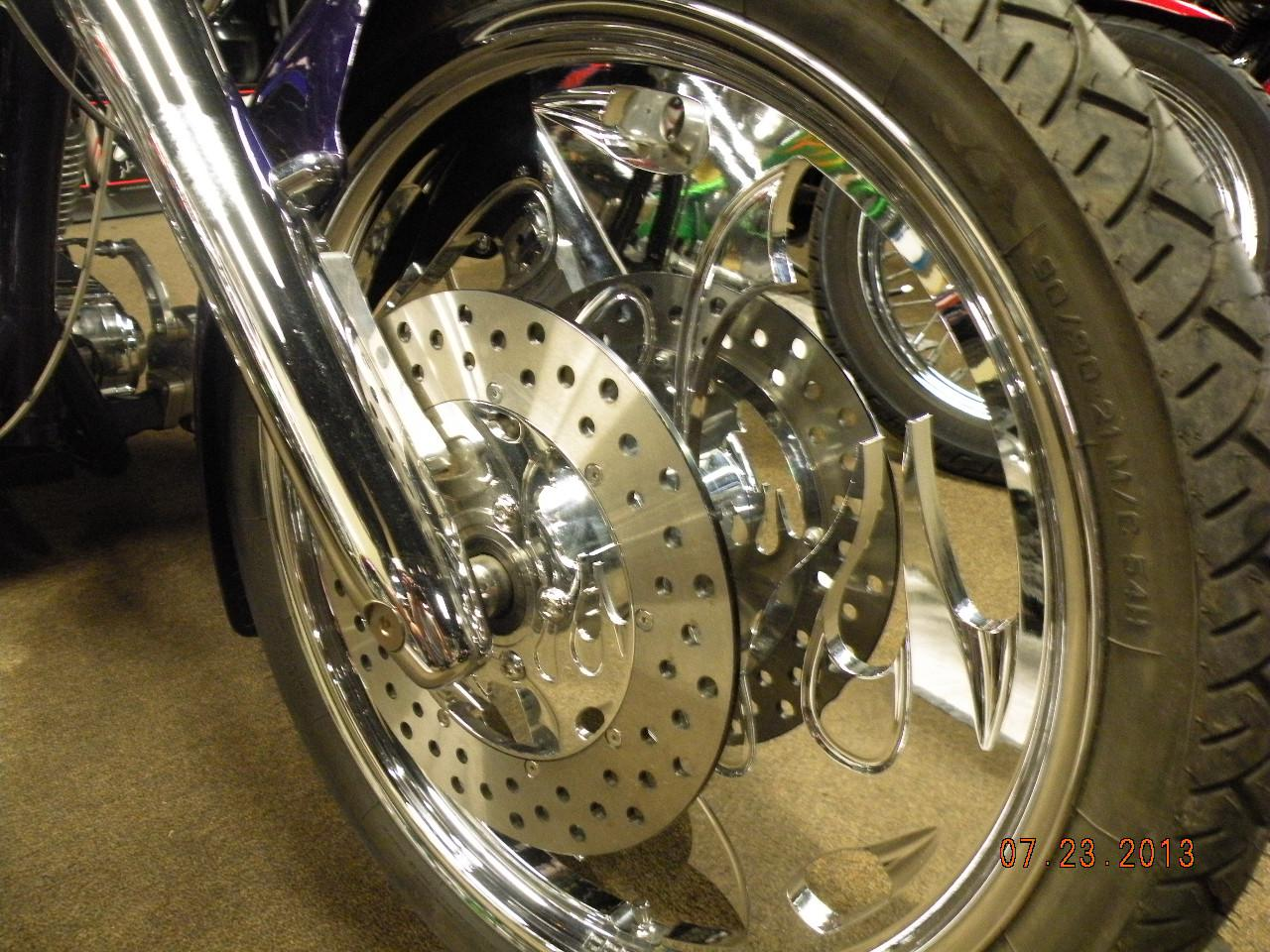 See more photos for this American Ironhorse Slammer, 2007 motorcycle listing