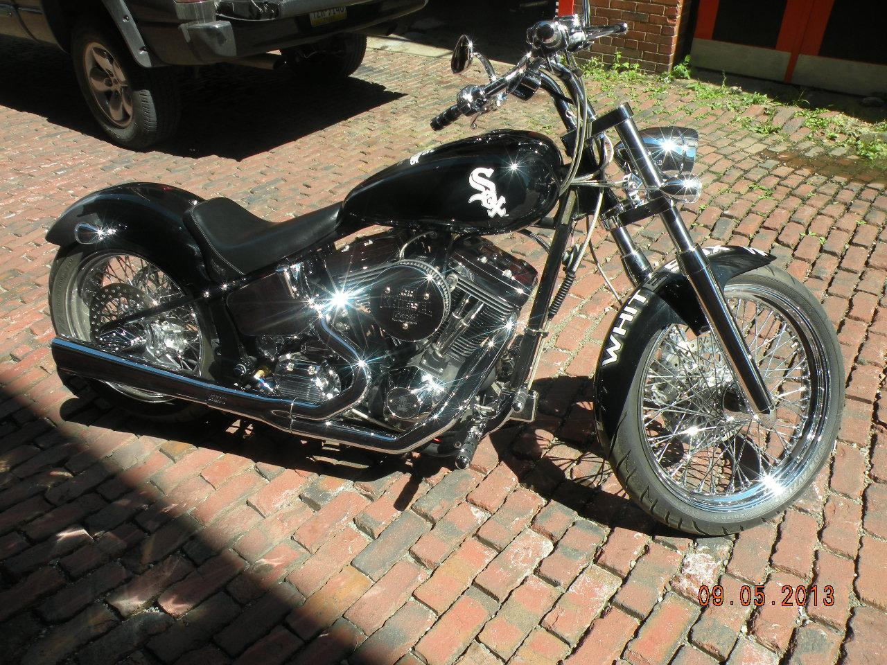 See more photos for this Knievel Cycles custom bobber chopper ironhorse big, 2011 motorcycle listing