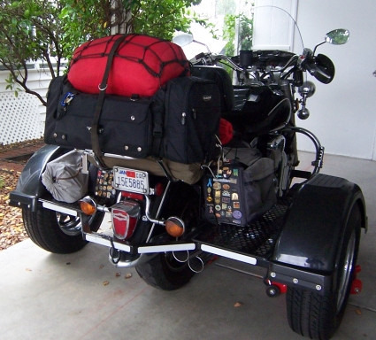 See more photos for this Outlaw Outlaw Series Scooter Trike Kit - Fits Can-Am, 2014 motorcycle listing