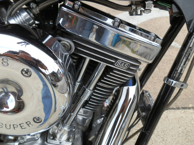 See more photos for this American Ironhorse SLAMMER, 2001 motorcycle listing