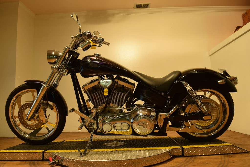 See more photos for this American Ironhorse Slammer, 2002 motorcycle listing