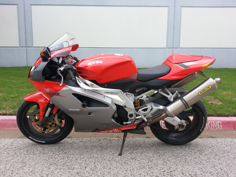 See more photos for this Aprilia RSV 1000 R FACTORY, 2004 motorcycle listing