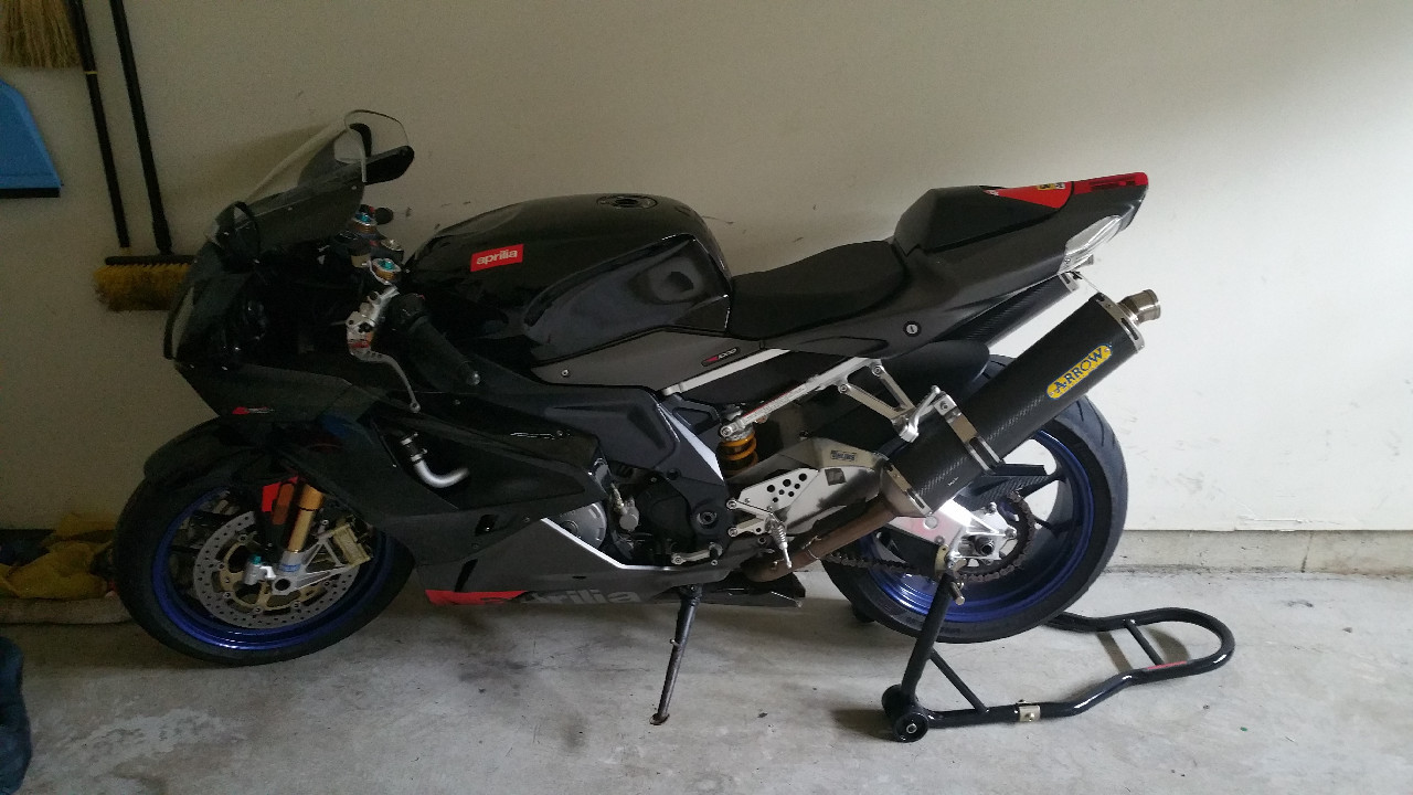 See more photos for this Aprilia Rsv 1000, 2007 motorcycle listing