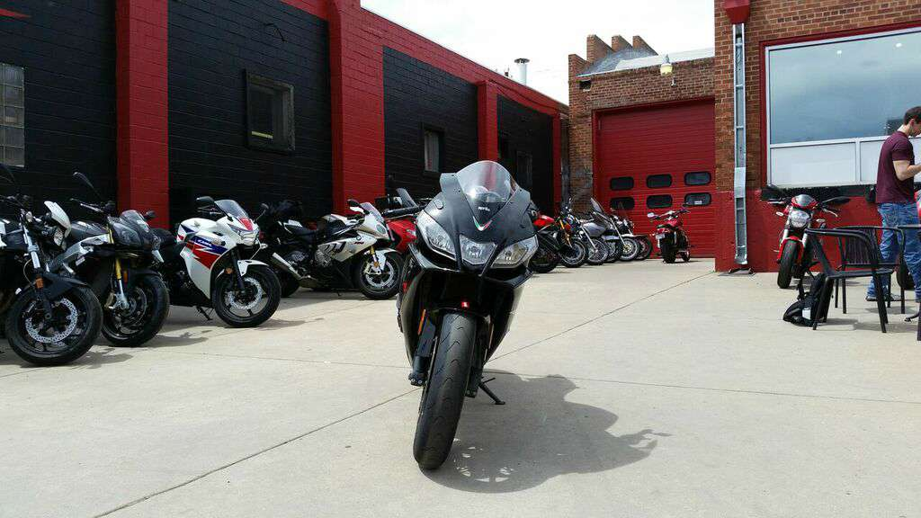 See more photos for this Aprilia RSV4 R, 2010 motorcycle listing