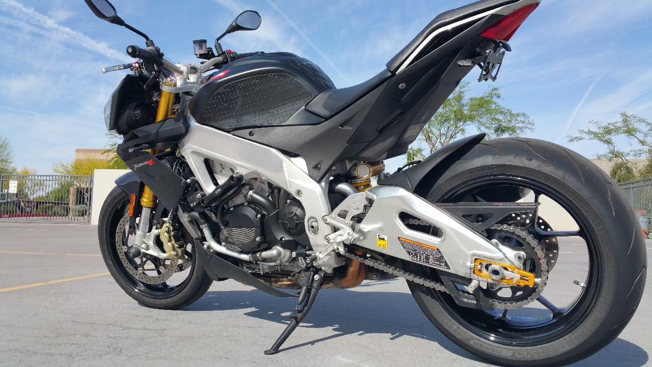 See more photos for this Aprilia TUONO V4 R APRC ABS, 2012 motorcycle listing