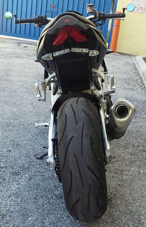 See more photos for this Aprilia Tuono V4 R APRC, 2012 motorcycle listing