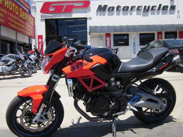 See more photos for this Aprilia Shiver 750, 2013 motorcycle listing
