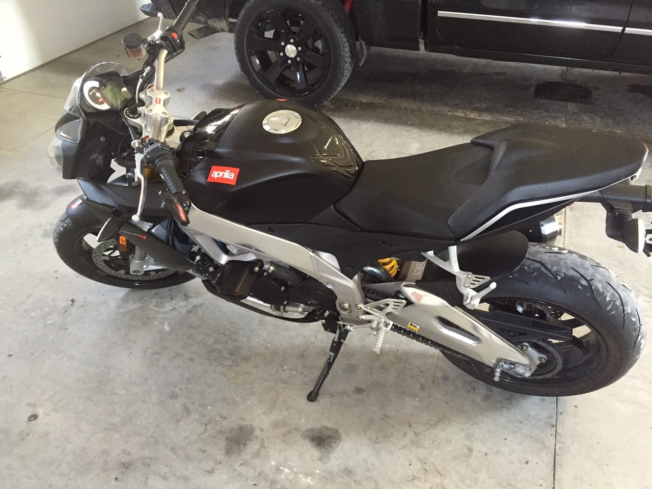 See more photos for this Aprilia Tuono V4 R APRC ABS, 2013 motorcycle listing