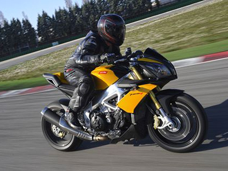 See more photos for this Aprilia Tuono V4 R APRC, 2013 motorcycle listing