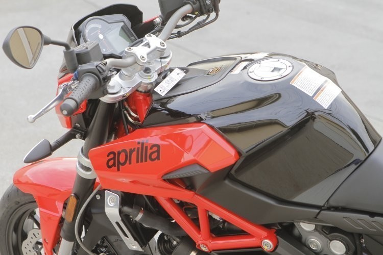 See more photos for this Aprilia SHIVER 750S, 2014 motorcycle listing