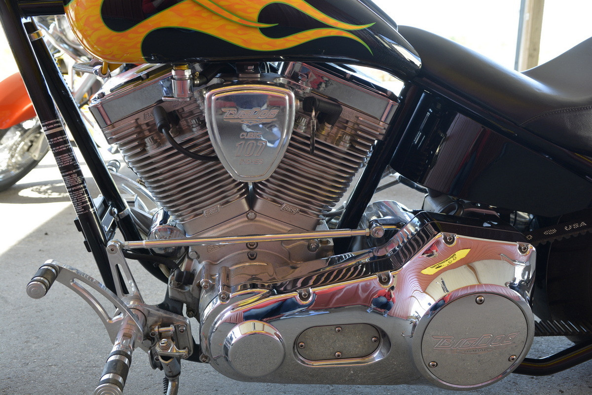 See more photos for this Big Dog Motorcycles PIT-BULL, 2003 motorcycle listing