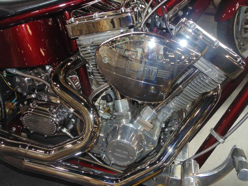 See more photos for this Big Dog Motorcycles Chopper, 2004 motorcycle listing