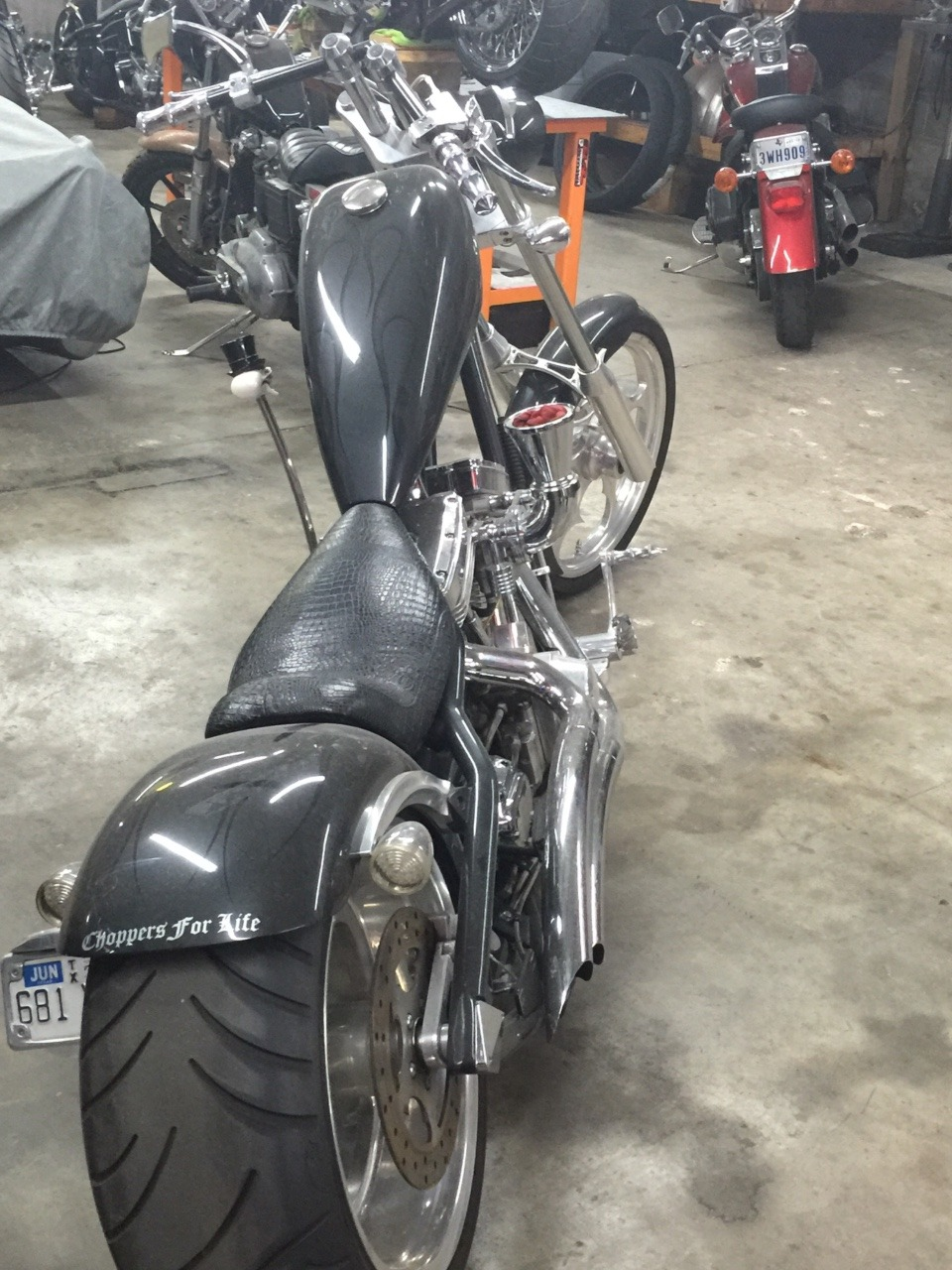 See more photos for this Big Dog Motorcycles Chopper SOFTAIL, 2004 motorcycle listing