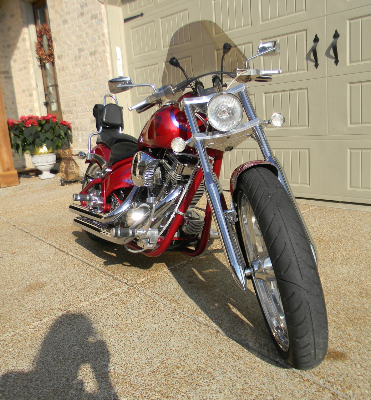 See more photos for this Big Dog Motorcycles Mastiff , 2005 motorcycle listing