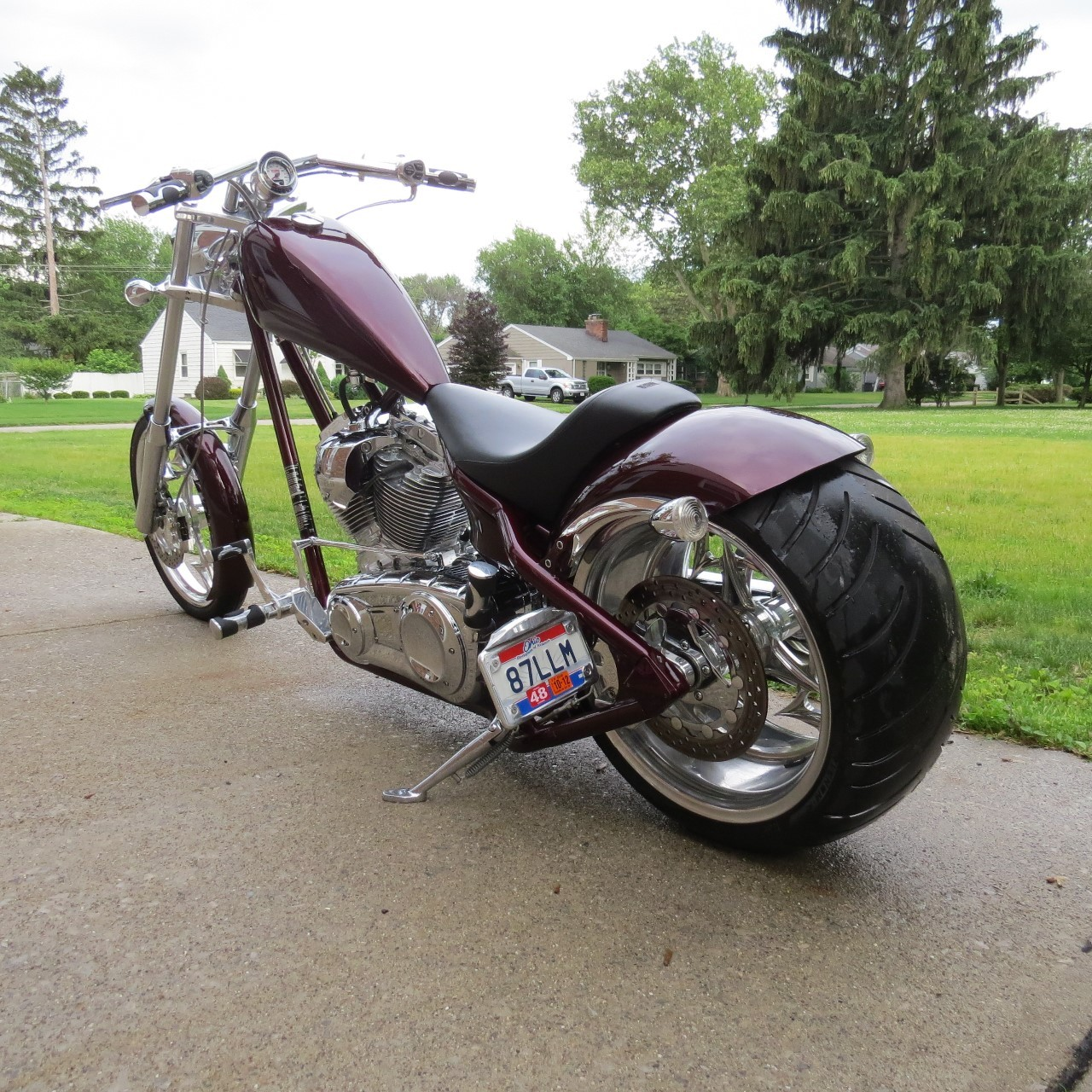 See more photos for this Big Dog Motorcycles Ridgeback , 2005 motorcycle listing