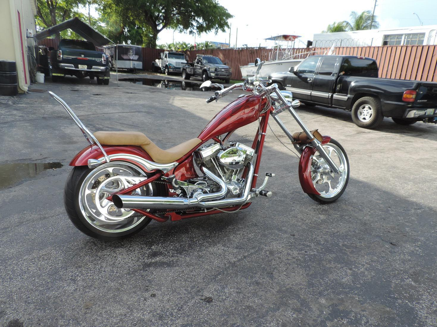 See more photos for this Big Dog Motorcycles K-9 Chopper, 2006 motorcycle listing