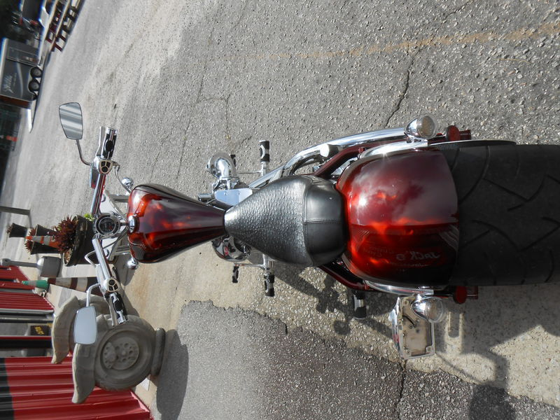 See more photos for this Big Dog Pitbull, 2006 motorcycle listing
