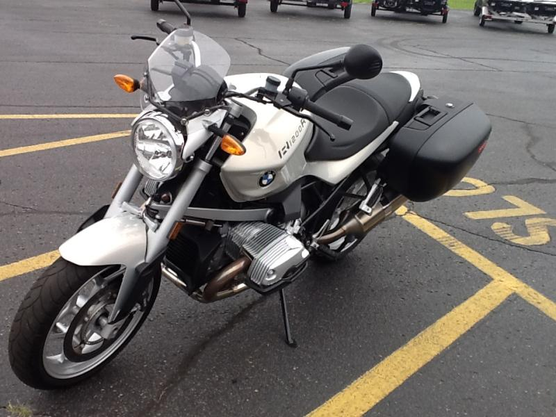 2007 bmw r1200r r1200r cruiser motorcycle from kalamazoo mi today sale 7 49. Black Bedroom Furniture Sets. Home Design Ideas