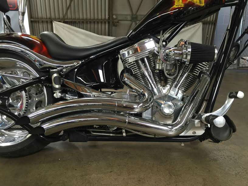 See more photos for this Big Dog Motorcycles K-9, 2007 motorcycle listing