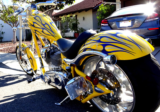 See more photos for this Big Dog Motorcycles K9 , 2007 motorcycle listing
