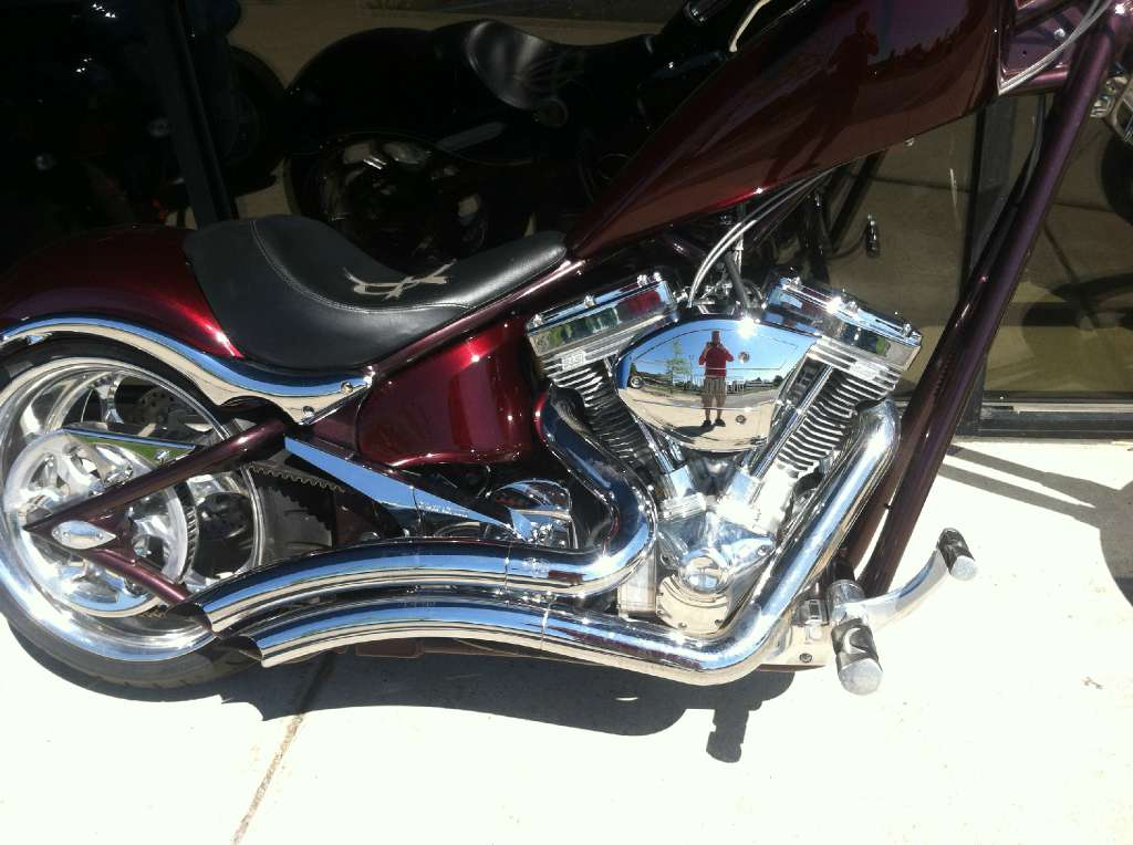 See more photos for this Big Dog Motorcycles K-9, 2008 motorcycle listing