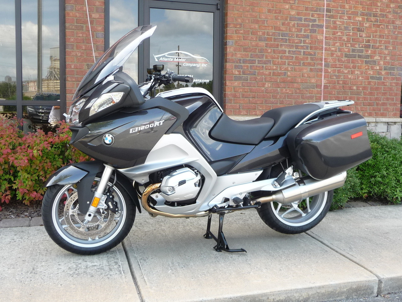 2011 bmw r 1200 rt sport touring motorcycle from flowery branch ga today sale 17 998. Black Bedroom Furniture Sets. Home Design Ideas