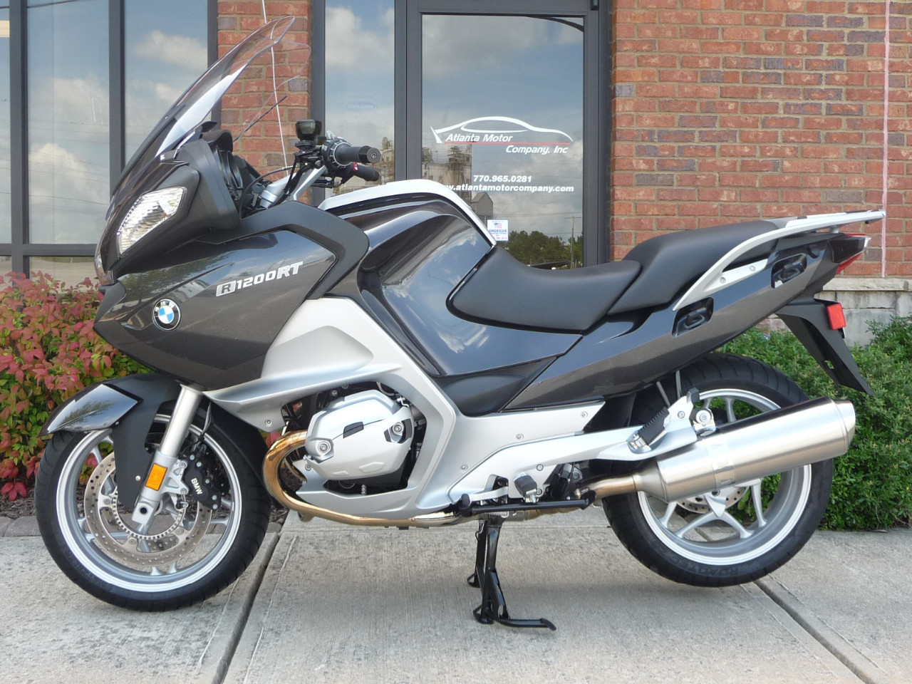 2011 bmw r 1200 rt sport touring motorcycle from flowery branch ga. Cars Review. Best American Auto & Cars Review