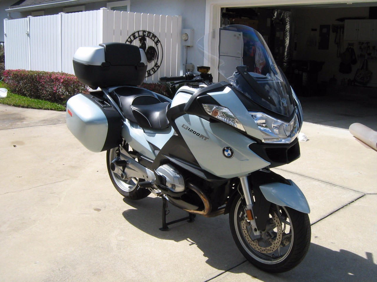 2011 bmw r 1200 rt touring motorcycle from green cove springs fl. Cars Review. Best American Auto & Cars Review