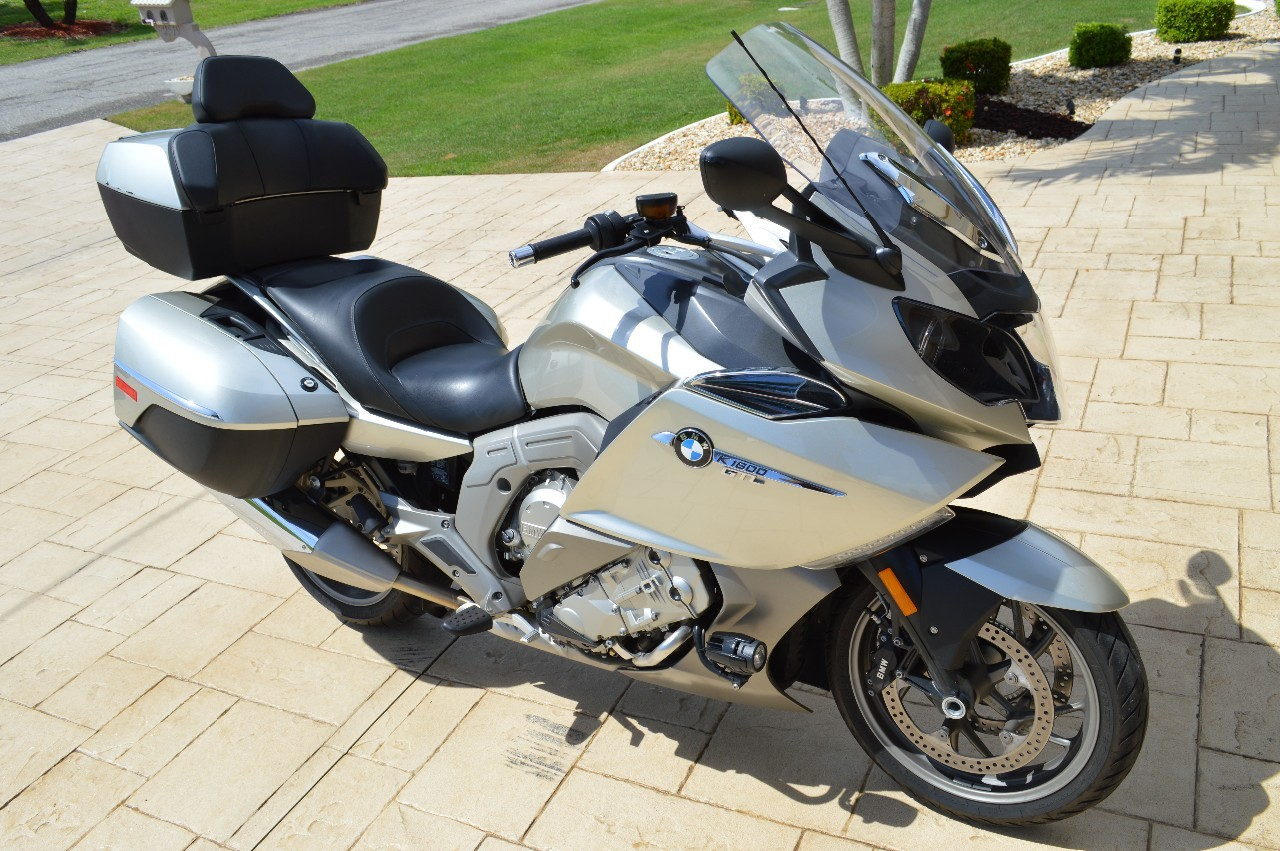 2012 bmw k 1600 gtl touring motorcycle from fort myers fl today sale. Cars Review. Best American Auto & Cars Review