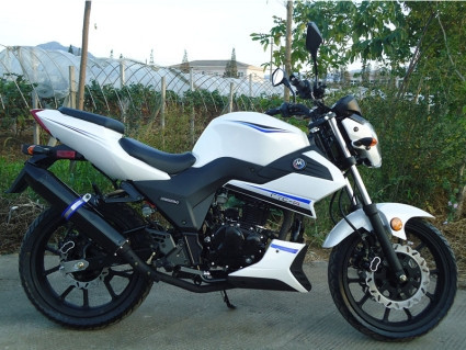 See more photos for this Scooterdepot 250cc 4 Stroke Street Legal Motor Bike FOR SALE!, 2012 motorcycle listing