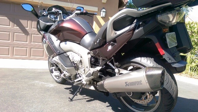 2013 BMW K 1600 GTL Sport Touring Motorcycle From Newport ...