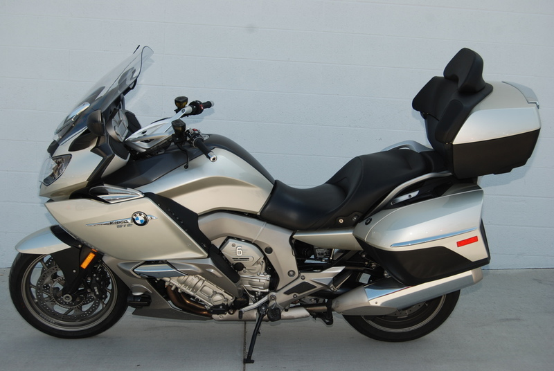 2013 BMW K 1600 GTL Touring Motorcycle From San Diego, CA ...