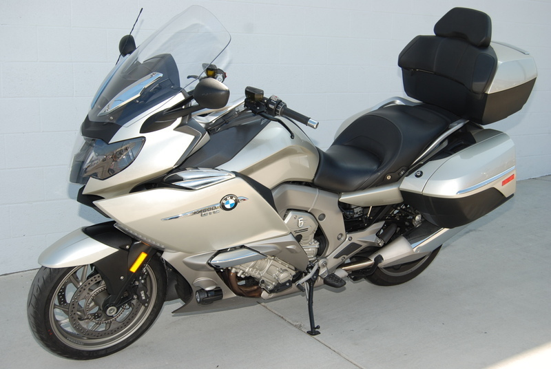 2013 bmw k 1600 gtl touring motorcycles for sale 3324