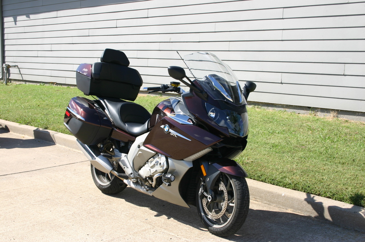 2013 BMW K1600GTL Touring Motorcycle From Tulsa, OK,Today ...