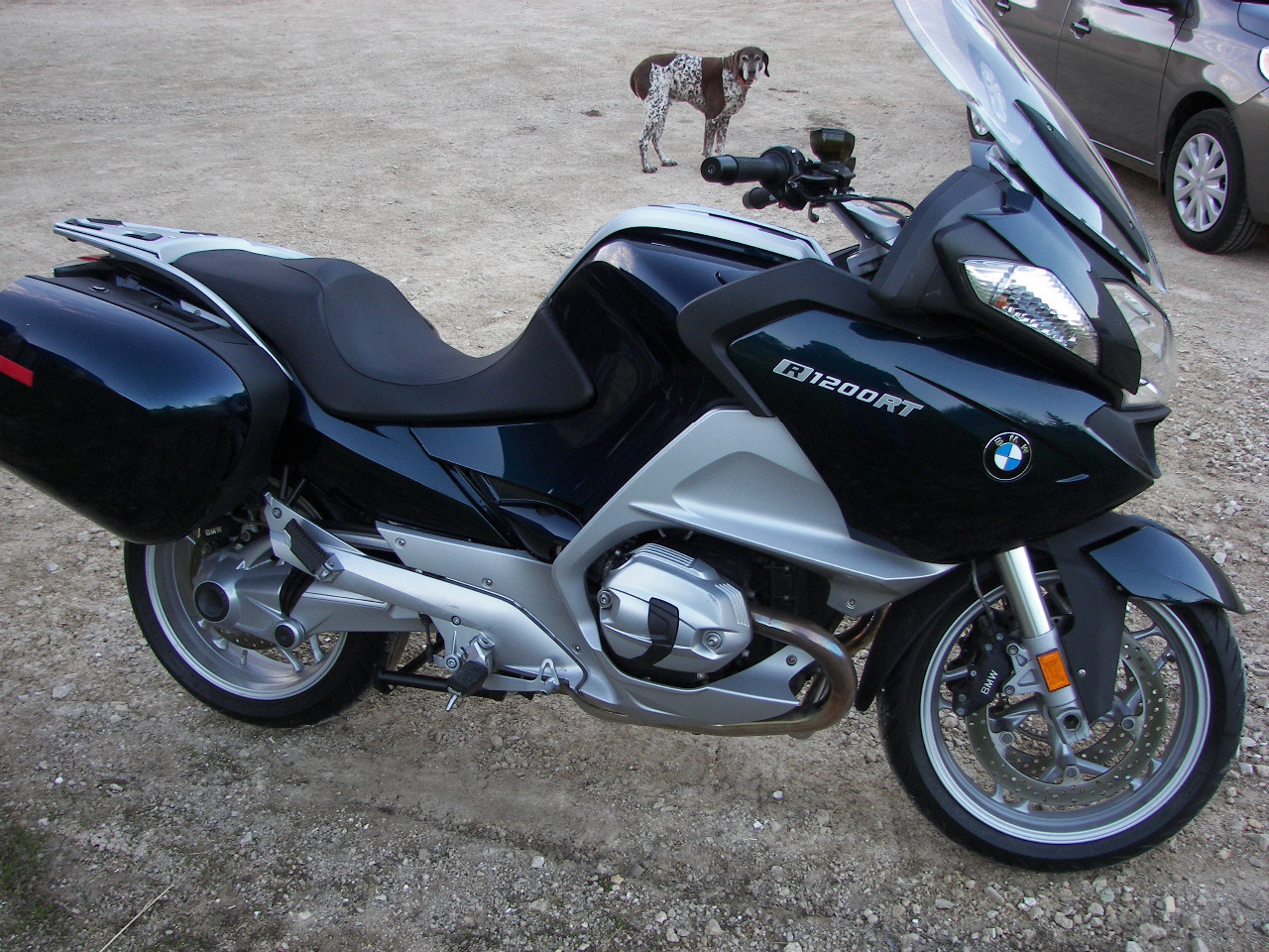 2013 BMW R 1200 RT Touring Motorcycle From MAZOMANIE, WI ...