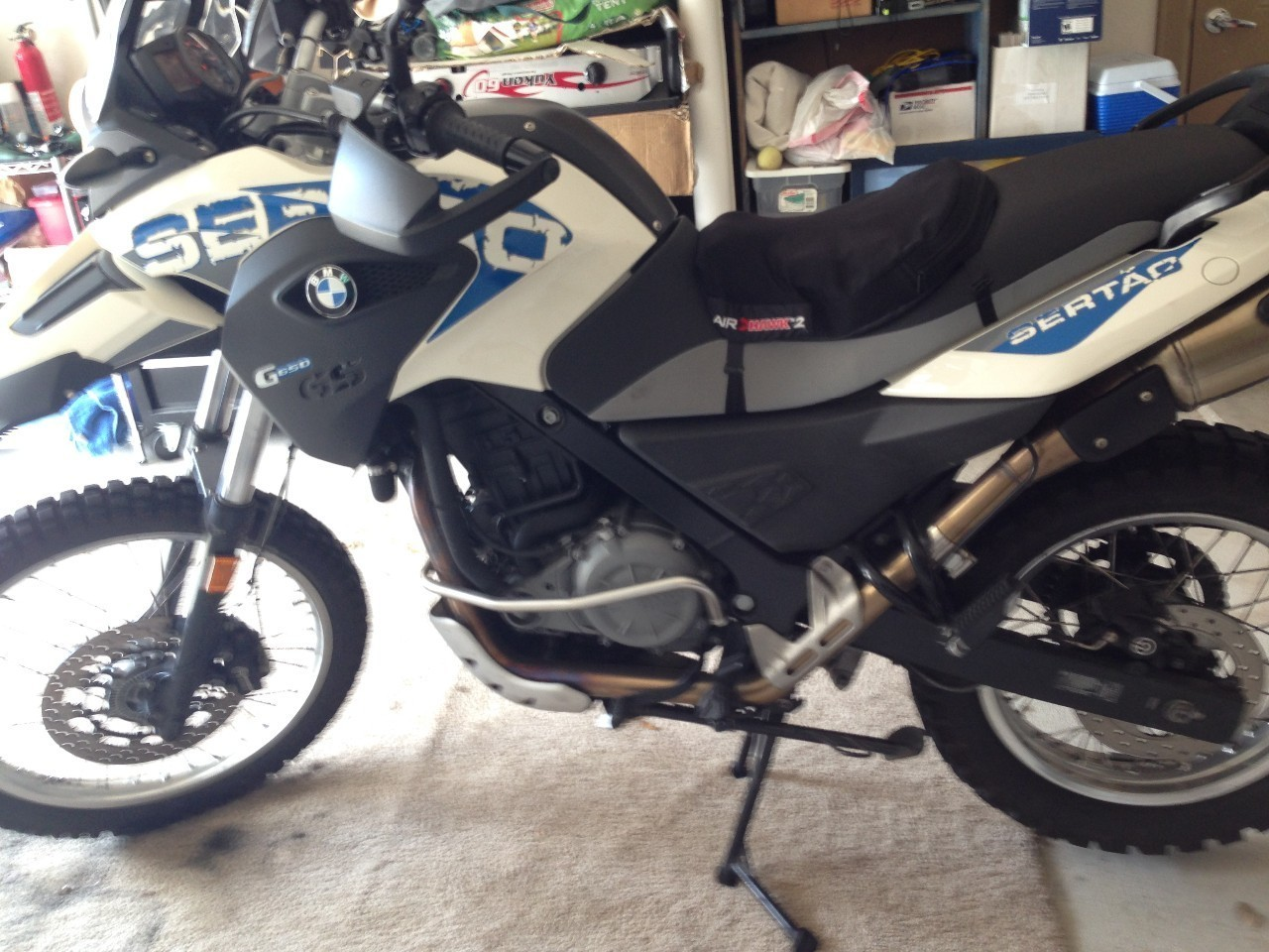 See More Photos For This BMW G 650 GS SERTAO 2014 Motorcycle Listing