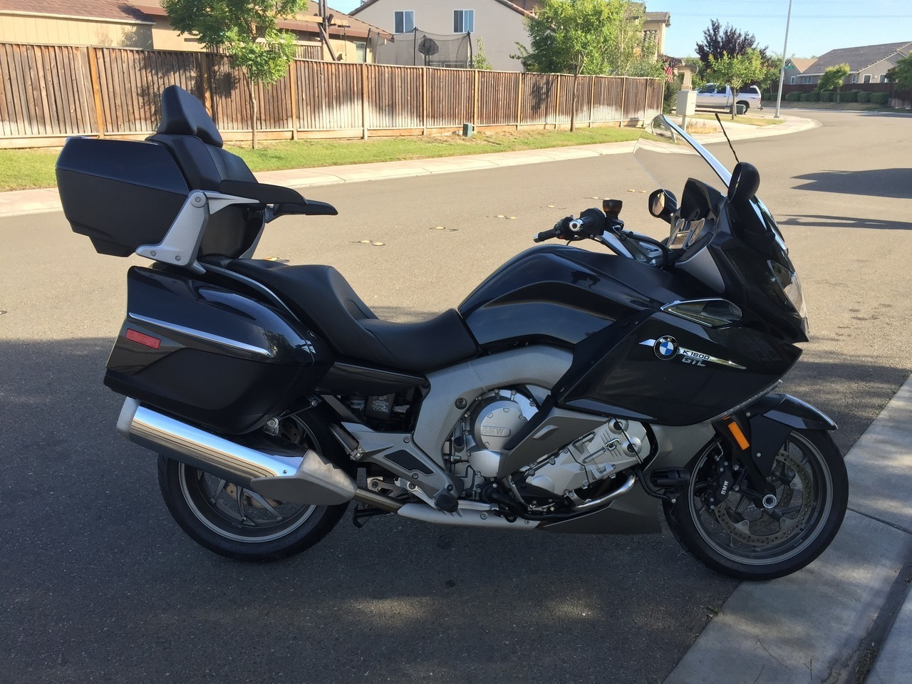 2014 bmw k1600gtl touring motorcycle from manteca ca today sale. Cars Review. Best American Auto & Cars Review